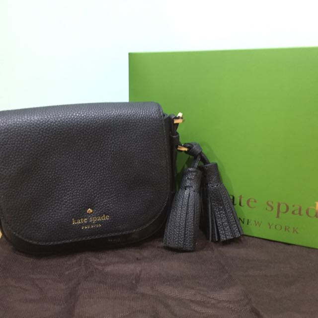 a871be459 AUTHENTIC Kate Spade new york Orchard Street Small Penelope Cross Body Bag,  Luxury, Bags & Wallets on Carousell