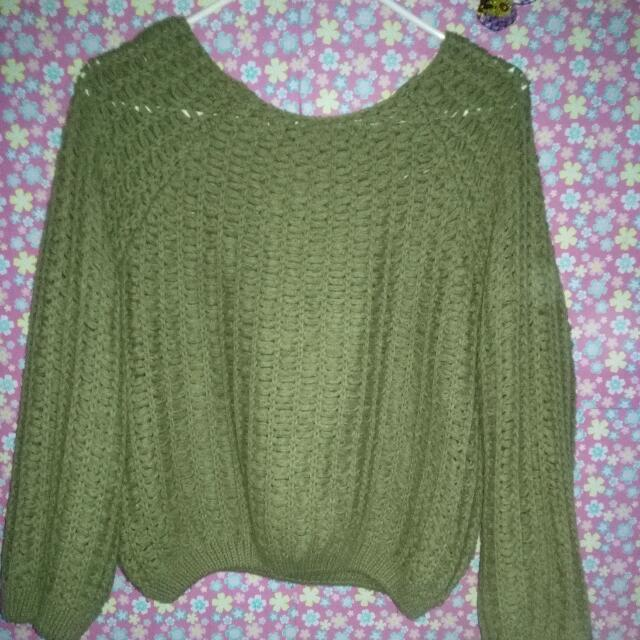 Knitted Pull Over