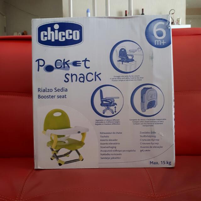 Kursi Baby Pocket Snack Chicco