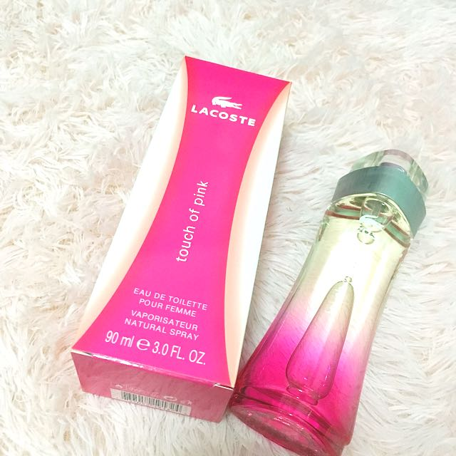 Lacoste Touch Of Pink