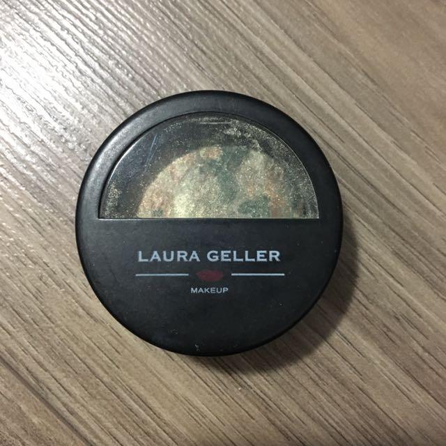 Laura Gellar Baked Eye Shadow