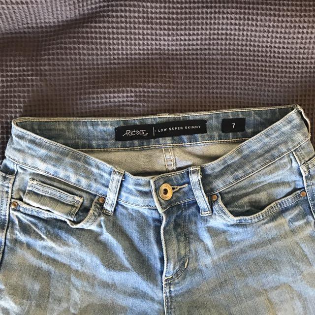 Lee Riders Jeans!!