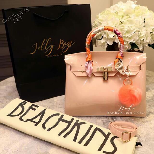 Lf: active reseller ng beachkin and jelly bags