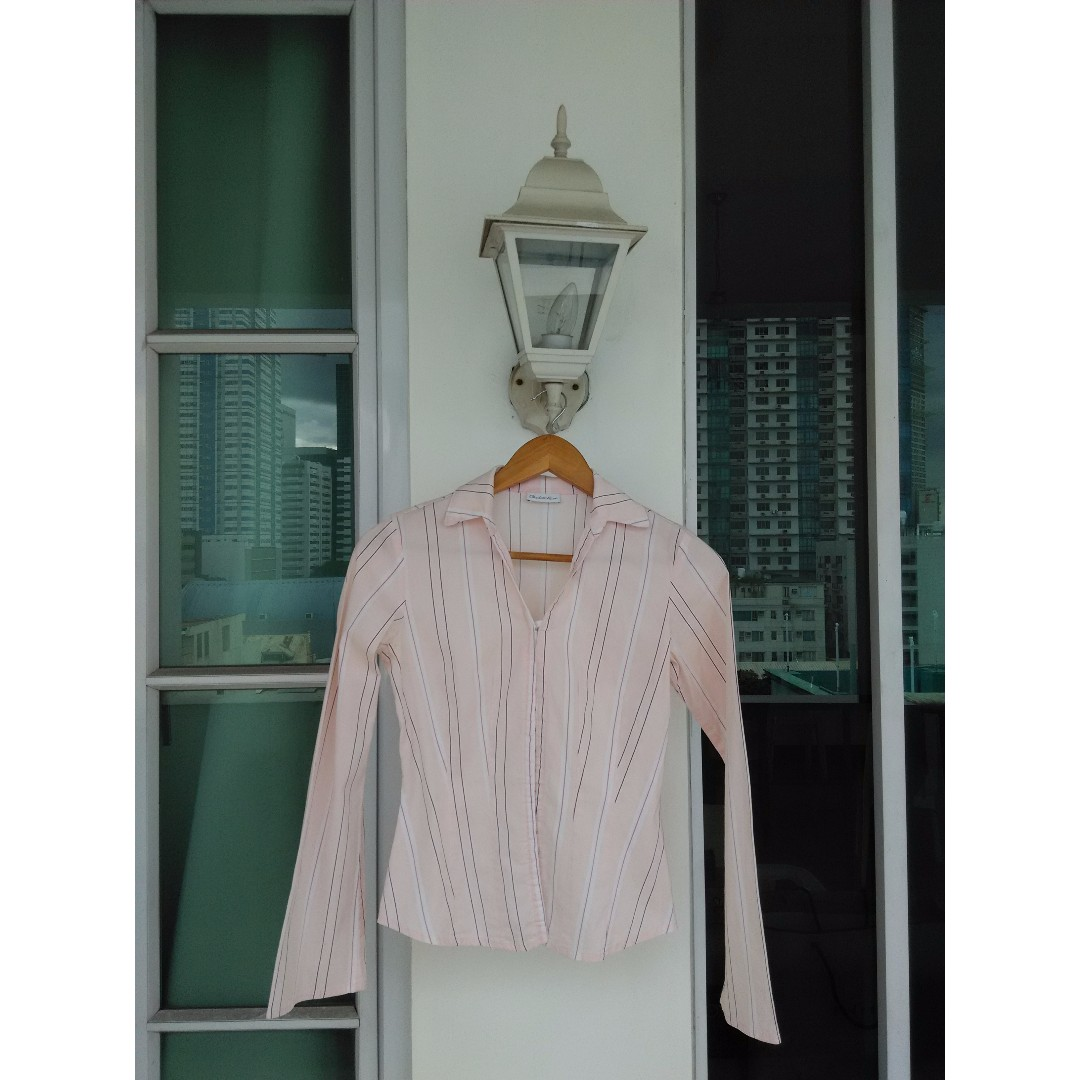 Light pink top (Charlotte Russe)