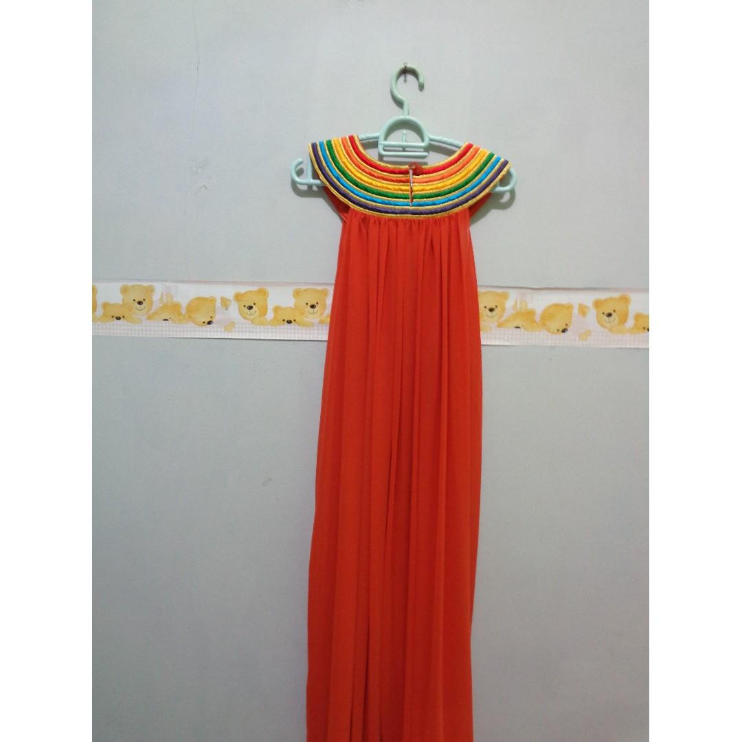 Long Dress Cleopatra