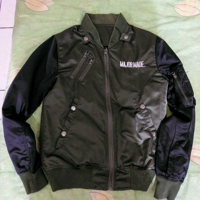 Major Mjr MA1 雙面穿外套