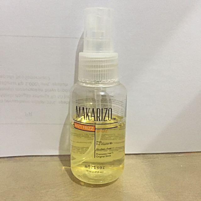 Makarizo Hair Frizz