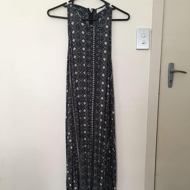 Maxi Dress Sz 10
