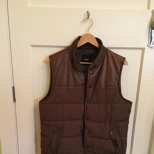 Men's  Sleeveless Jacket
