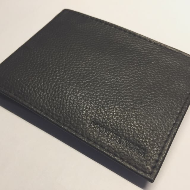 Michael Kors Black Men's Wallet