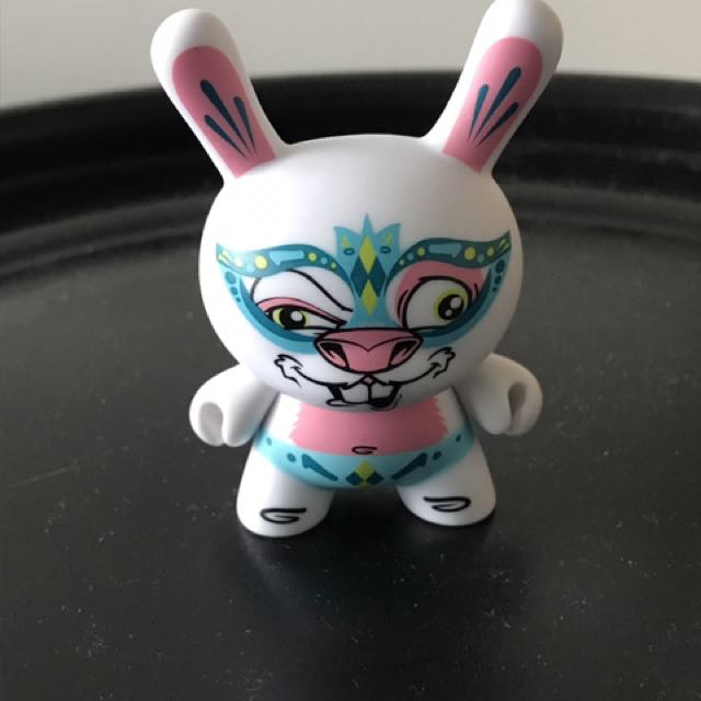 Mini Blind Box Bunny (cupcake)