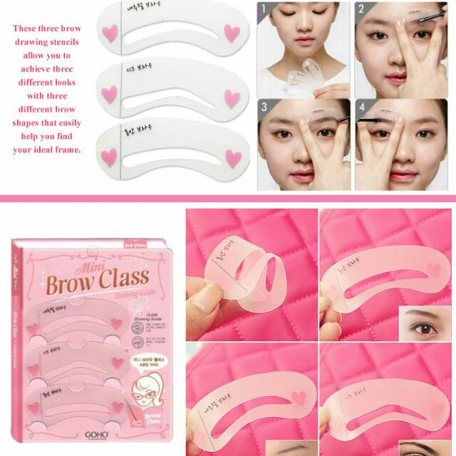 Mini Brow Class Health Beauty Perfumes Nail Care Others On