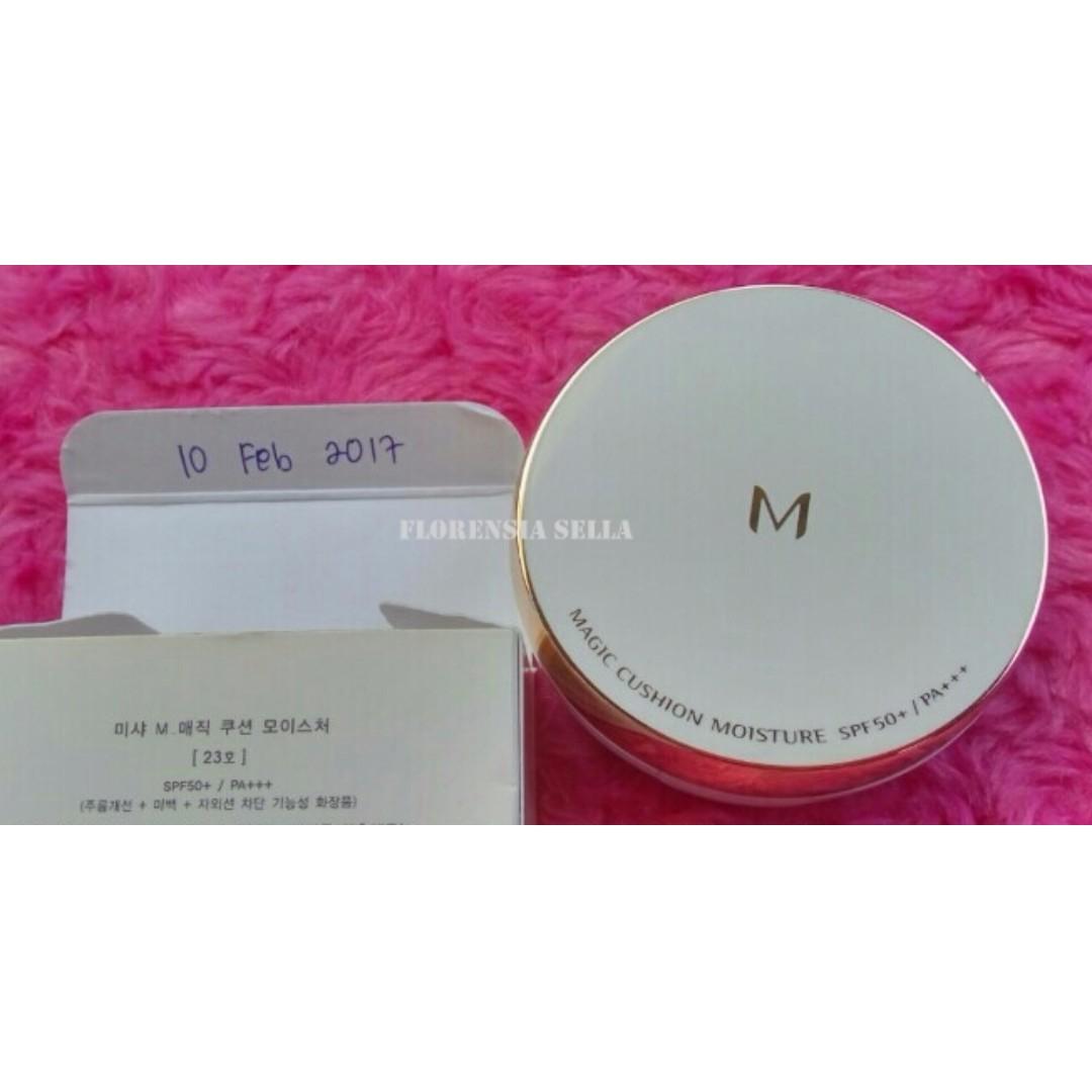 Missha Magic Cushion Moisture SPF 50+/PA+++