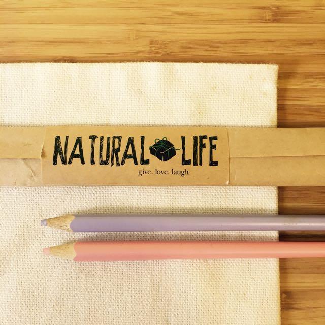 Natural Life / 鉛筆造型筷子