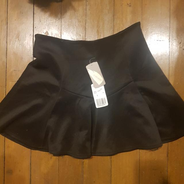 Never Used Forever 21 Skirt With Tag