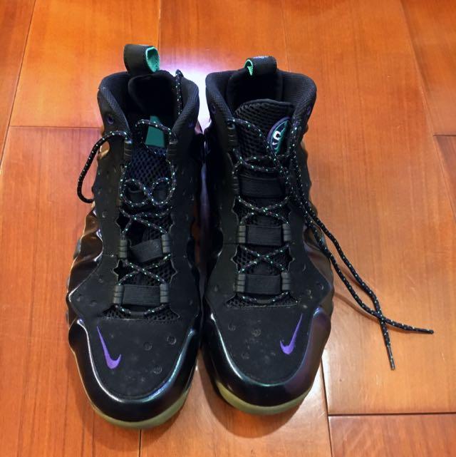 Nike Charles Bakley 茄子 Eggplant 籃球鞋