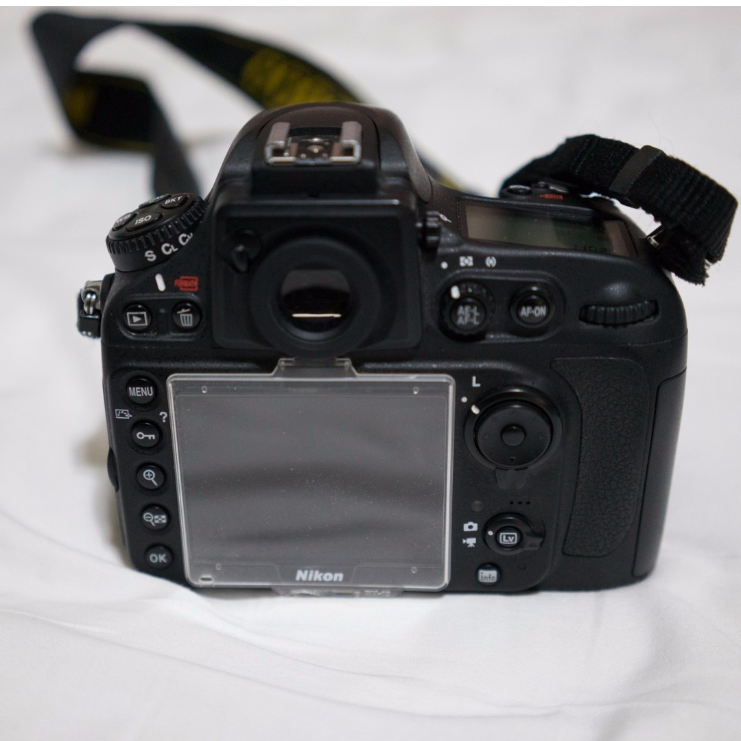 Nikon D800 Full Frame Camera, Photography on Carousell