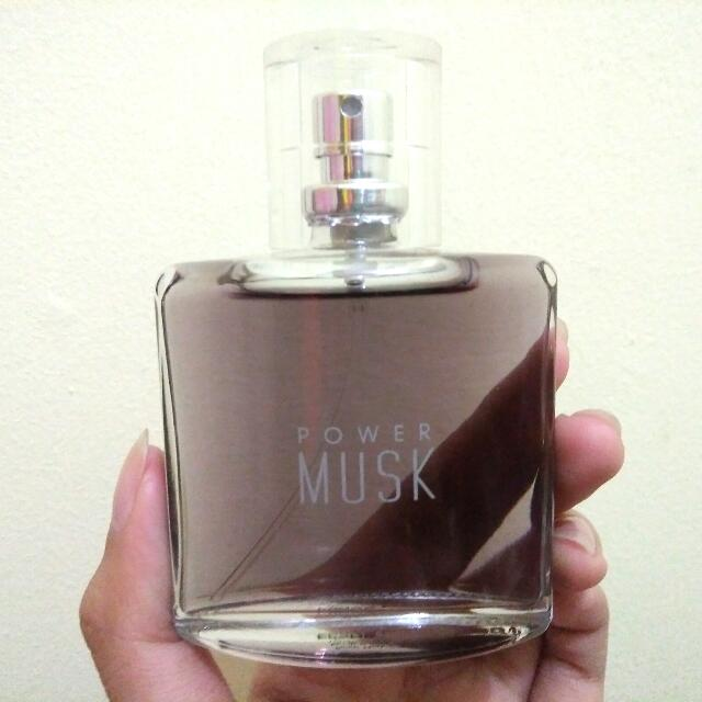 ORIFLAME - POWER MUSK EDT