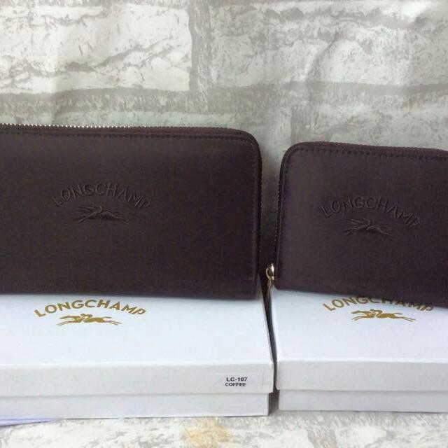 Original Longchamp Wallet Pair Wholesale