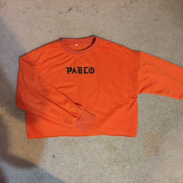 Pablo Crop Long Sleeve Ter