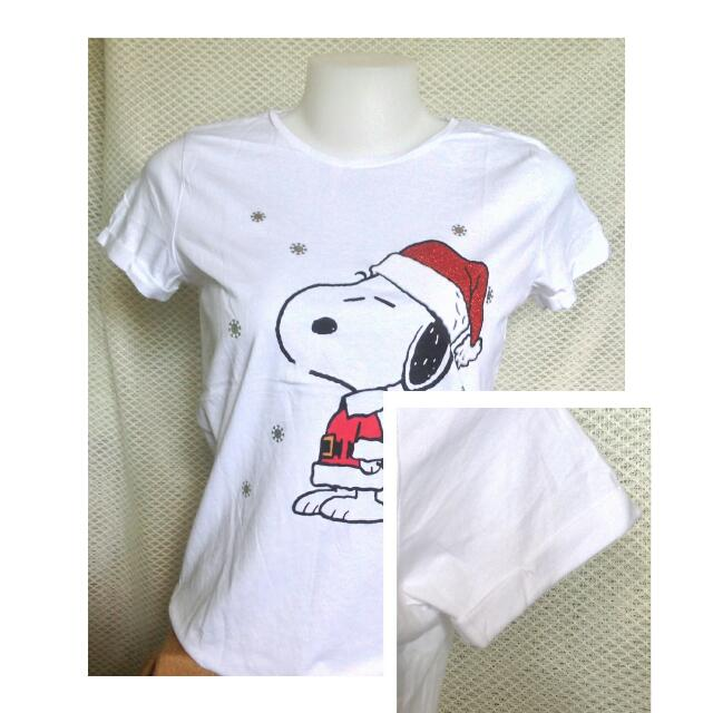 REPRICED @180 Peanuts Folded Sleeve Tee