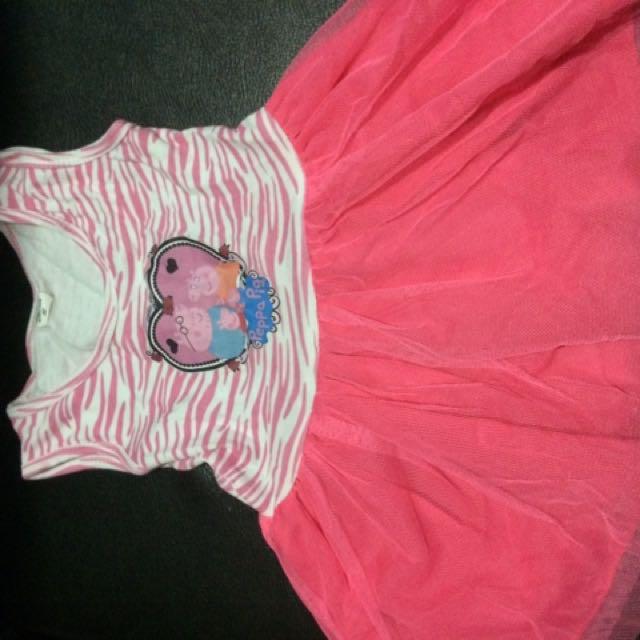 Peppa Pog Dress