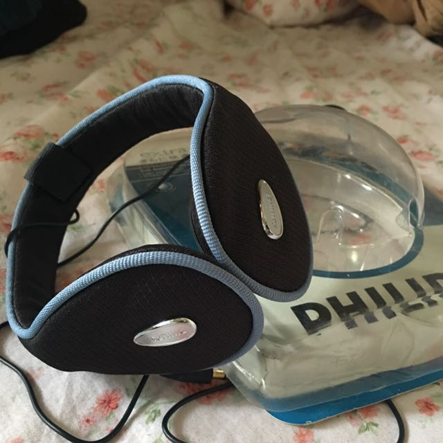 Philips 運動型外掛耳機