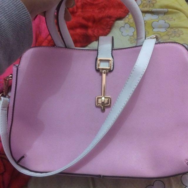 Reprice Pink Bags Simple