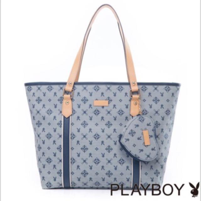 Playboy萬花筒系列肩背包