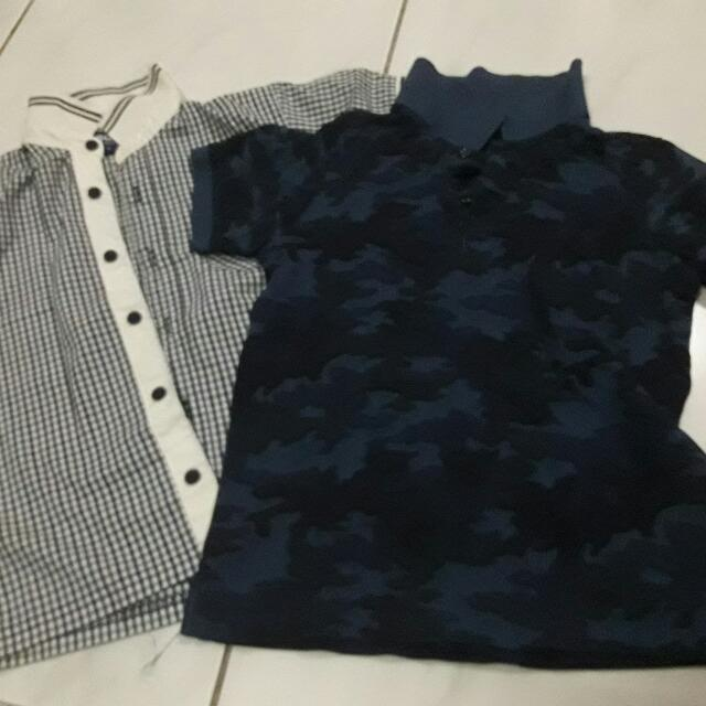 POLO AND POLO SHIRT (250 2 Pcs)