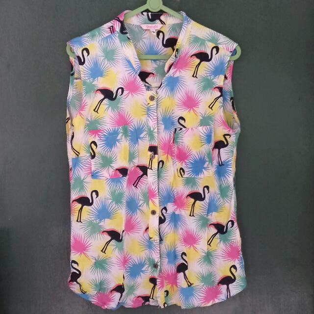 Poshgirl (M) Flaminggo [freeong jabodetabek]
