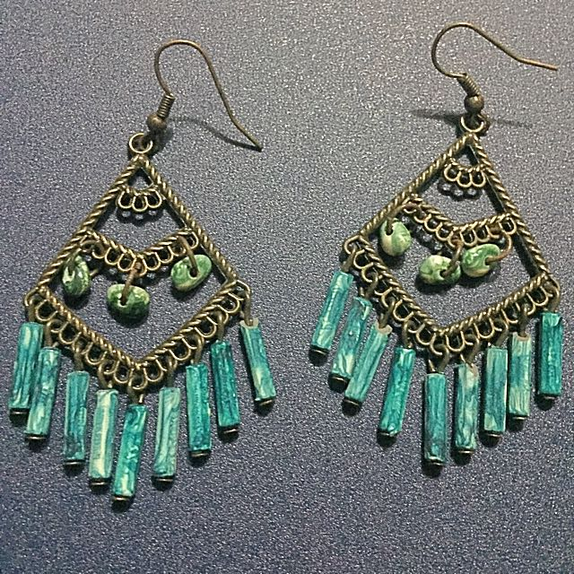 Pre-Loved Earrings collection 1