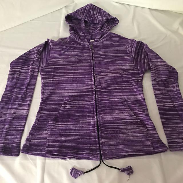 Purple Ladies Jacket