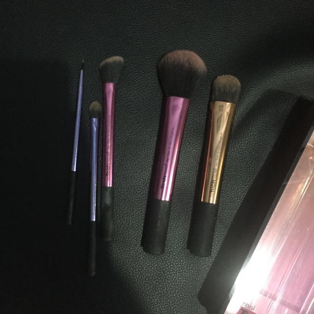 Real Techniques Brush Set