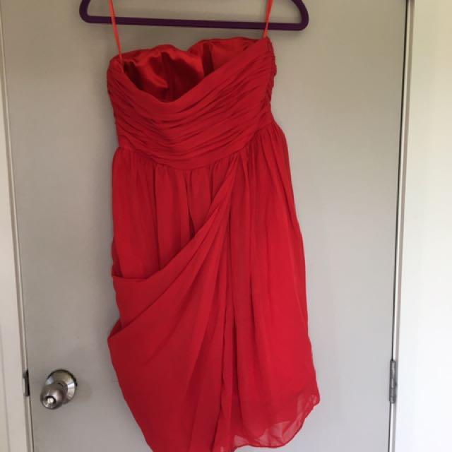BRAND NEW Red Dress