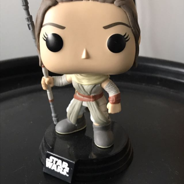 Rey Star Wars Funko Pop