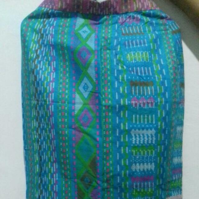 Rok Batik Lucu