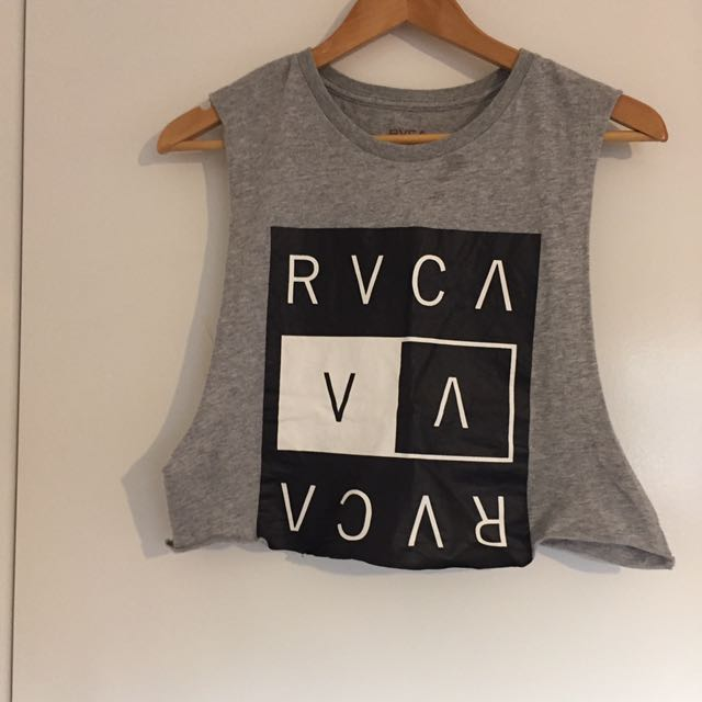 RVCA Crop