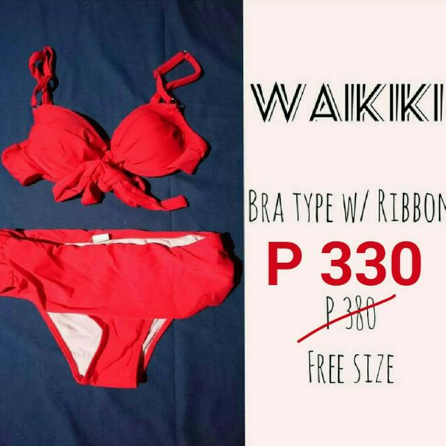 SALE! Bra type with Ribbon