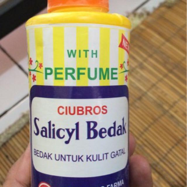 Salicyl Obat Gatal