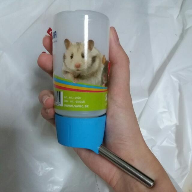 Hamster Water Bottle - Bottle Designs
