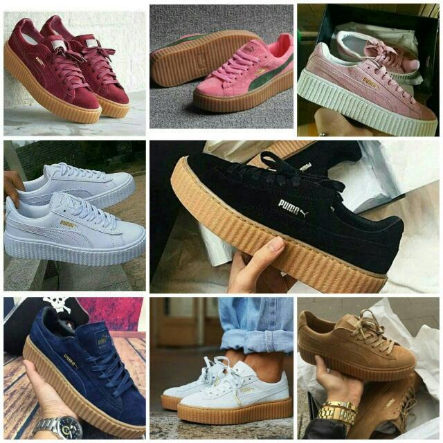 Sepatu Puma Rihanna