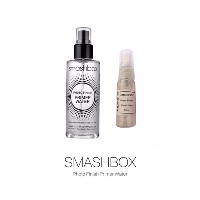 SHAREd-in Smashbox Primer Water