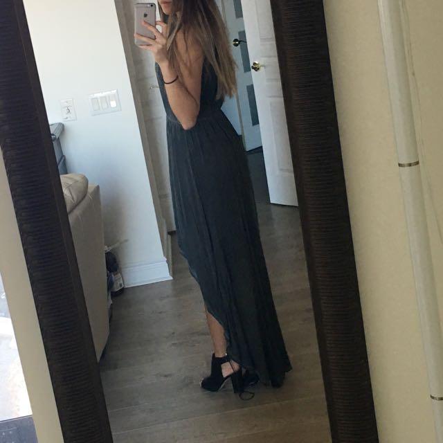 Short-Long Dress
