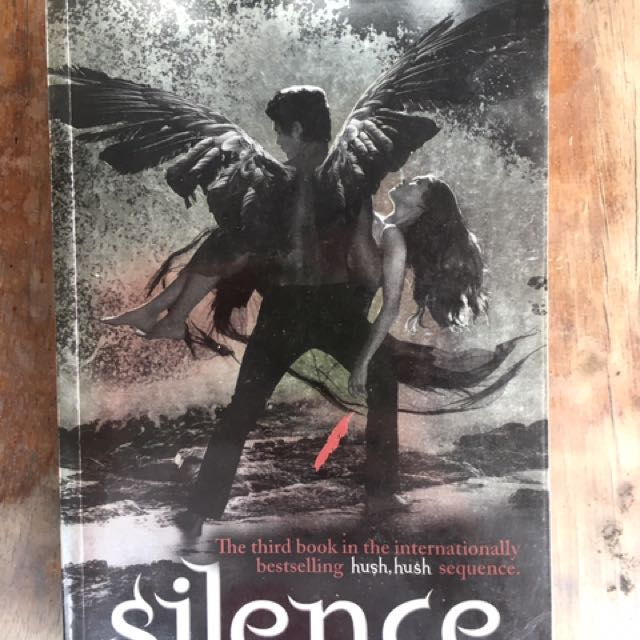 Silence (Part 2 of Hush, Hush Sequel) by Becca Fitzpatrick