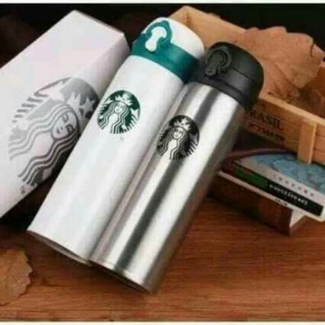 Starbucks Flip Tumbler