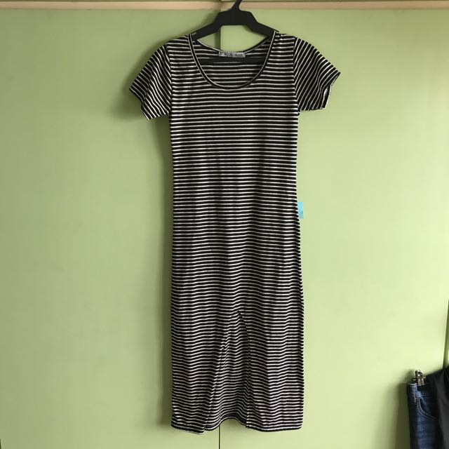 Street NewYork Long Casual Dress