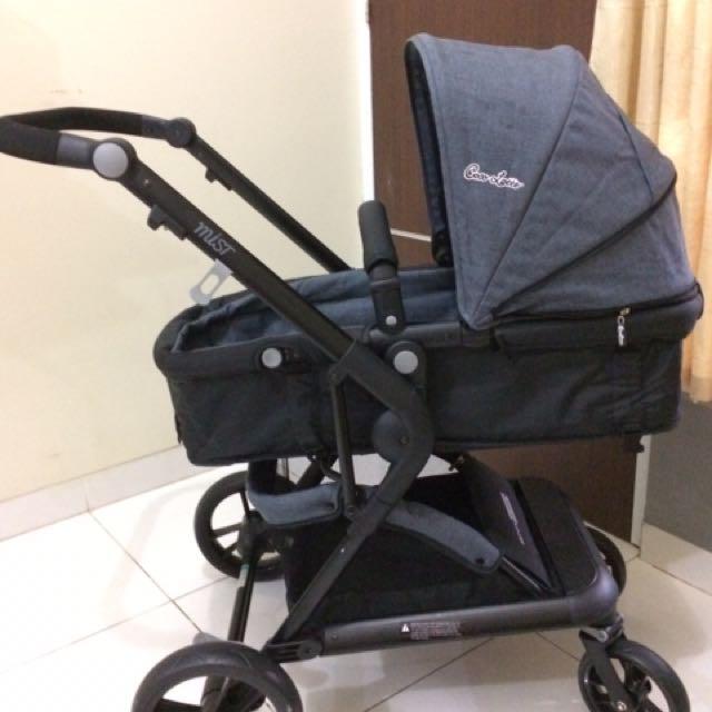 Stroller Cocolatte MIST grey
