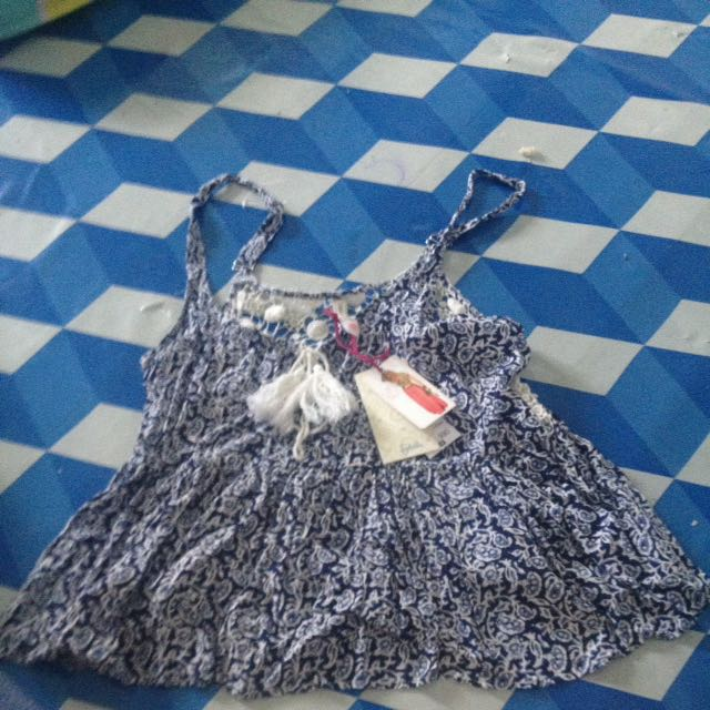 summer top(sybilla gipsy fantasy)