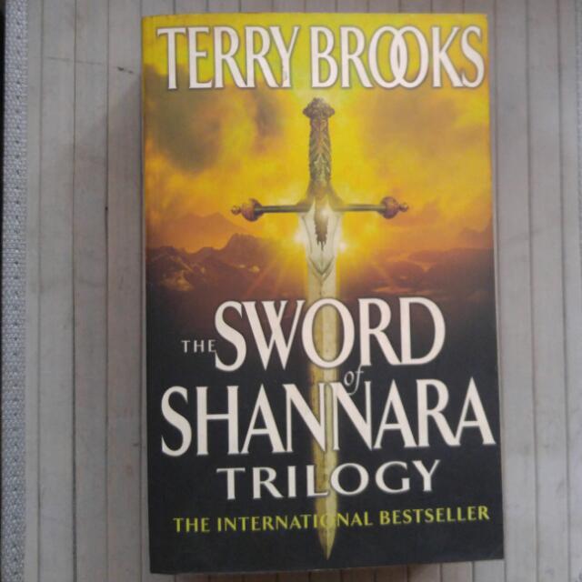 Sword Of Shannara Omnibus